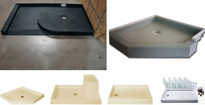 AECinfocom News 6 Tips for Choosing Custom Shower Base