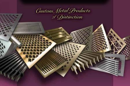 AECinfocom News Custom Metal Grilles