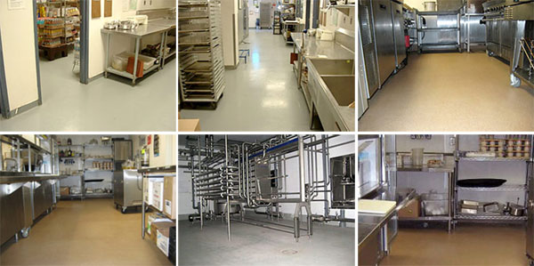 AECinfocom News Flooring for Commercial Kitchens or Food