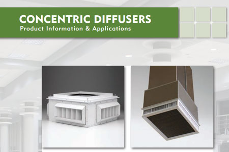 AECinfocom News Ruskin Concentric Diffusers Save Time