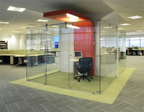 AECinfo Com News The Next Generation Office Environment