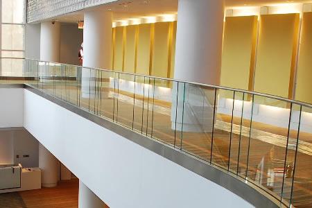 AECinfocom News Tivoli Structural Glass Railing