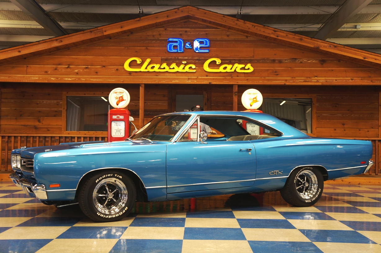 hight resolution of 1969 plymouth gtx blue fire