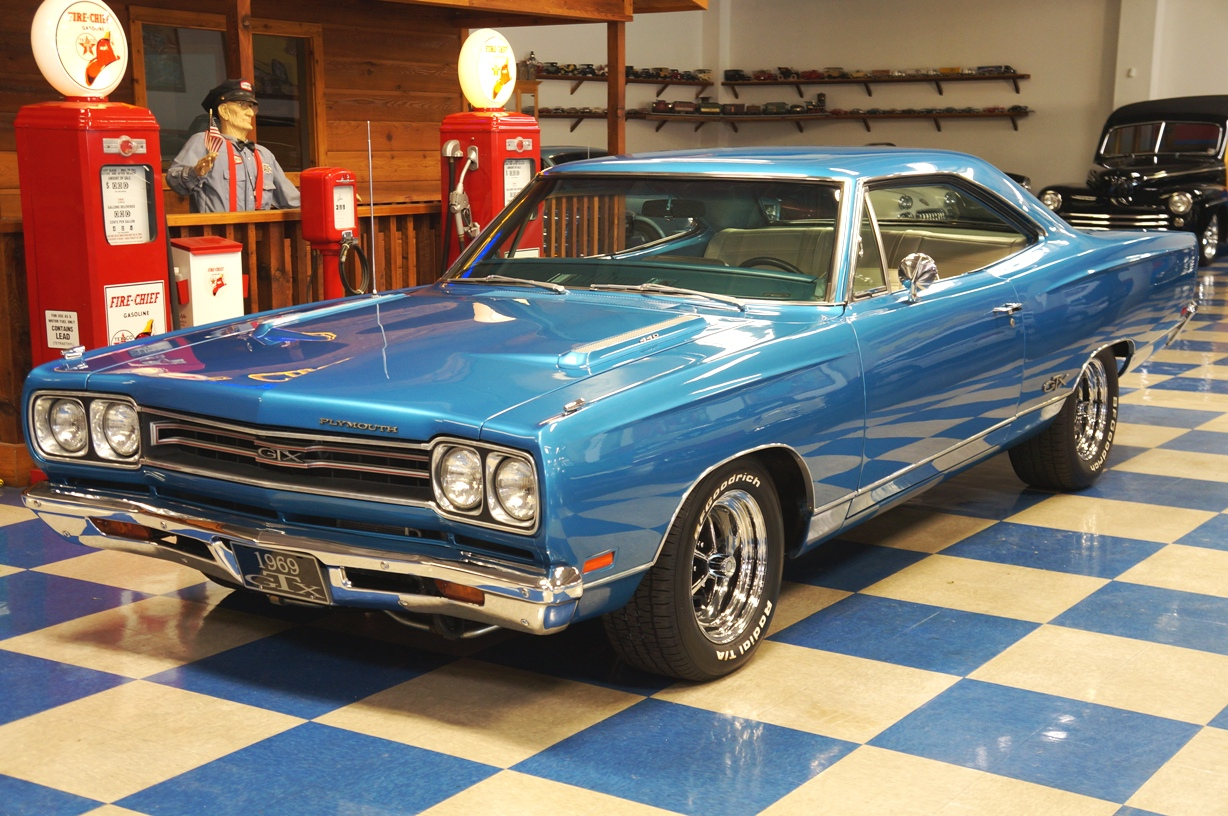 hight resolution of 1969 plymouth gtx blue fire full