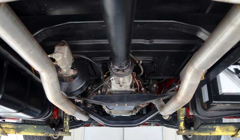 1955 Ford Exhaust System