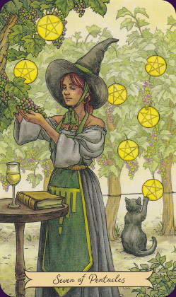 Image result for everyday witch tarot