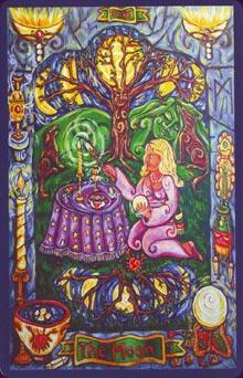 Pearls Of Wisdom Tarot