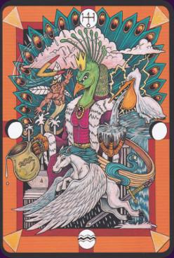 Tarot D Reviews & Images   Aeclectic Tarot