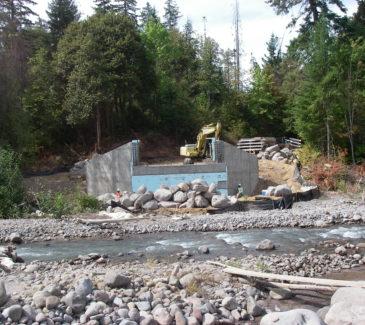Hood River Bridge Replacement - Beginning Bridge Construction