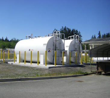 Kitsap County Fuel Upgrade - A Project Well Done