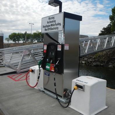 New Marine Fuel Station