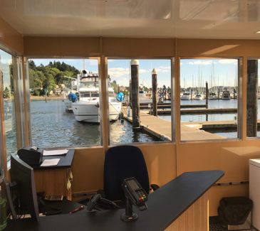 Swantown Marina Fuel Station - Office 3