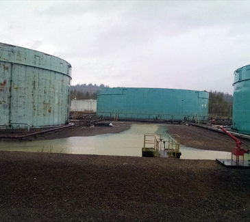 Beaver Tank Farm