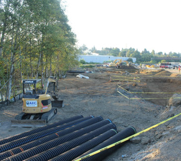 Johnson Creek Restoration - Project Site