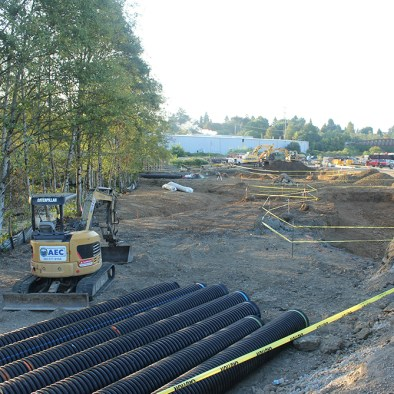 Johnson Creek Realignment
