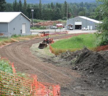 A New Access Road