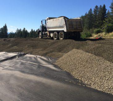 Adding the Drainage Layer