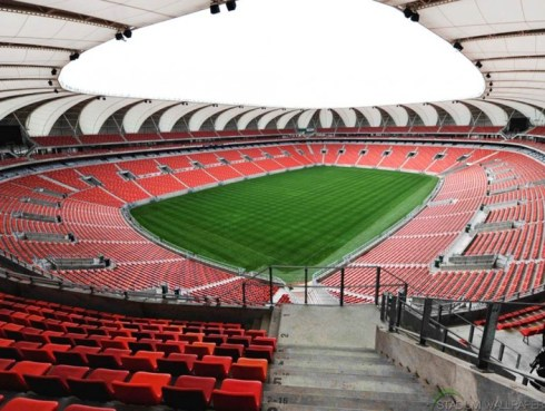 Image result for Nelson Mandela Bay Stadium