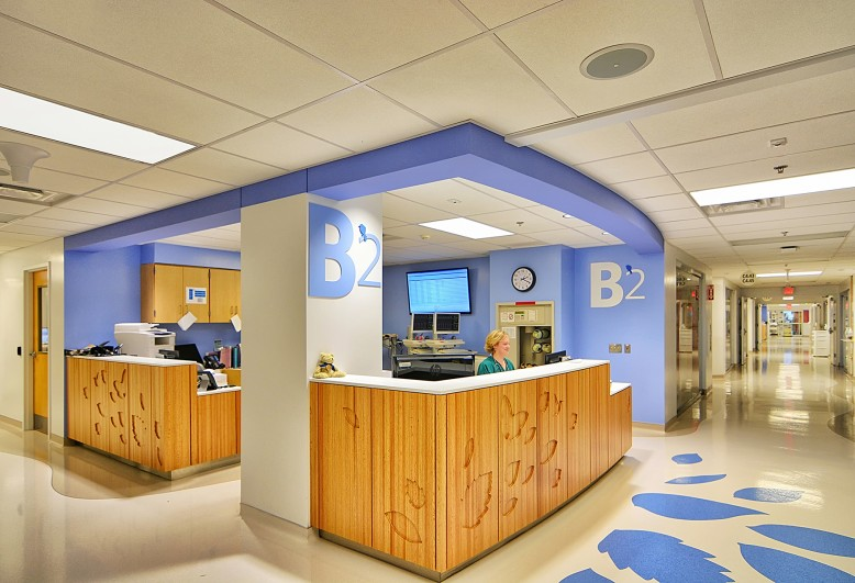Nationwide Childrens Hospital J4C4 NICU Renovation and