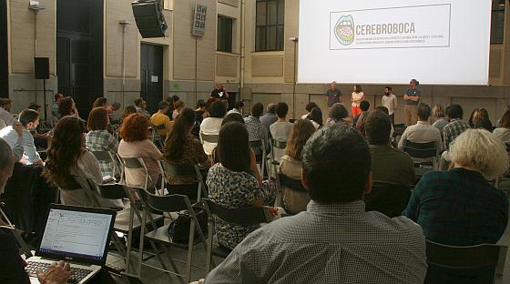 CerebroBoca se realizó el 5 y 6 de octubre de 2017 en La Casa Encendida, en Madrid. Fotos: Patricia Medrano / AECC