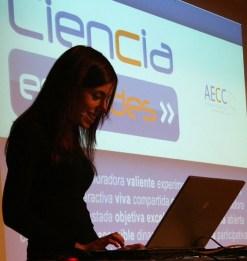 Ciencia-en-Redes-2013-Elena-Sanz