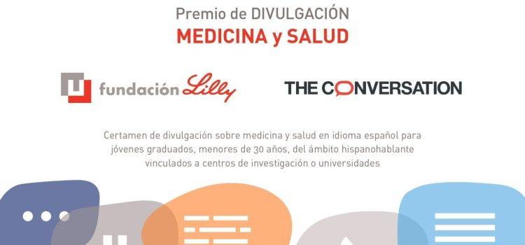 La Fundación Lilly y The Conversation convocan el primer Premio de Divulgación sobre Medicina y Salud