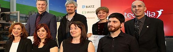 Participa en la VII Edición del Premio de Periodismo TECNALIA