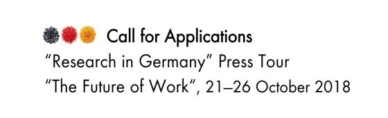 Viaje de prensa científica a Alemania: el futuro del trabajo