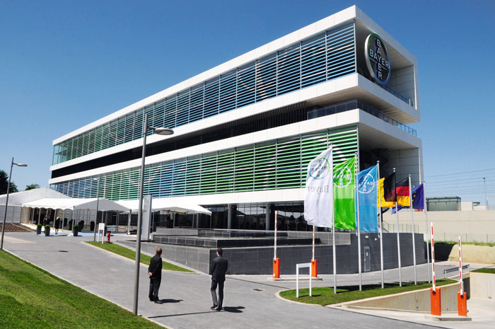 Bayer initiative for sustainable building honored at Rio summit