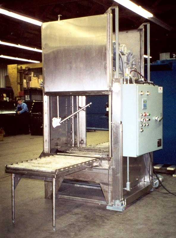 Pass Through Parts Washer  Industrial Part Washer