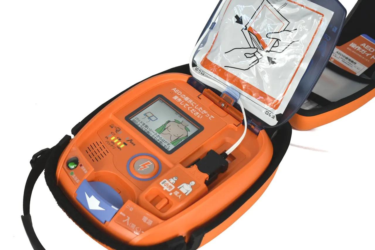 AED-2150製品紹介-AEDレンタルサービス株式會社
