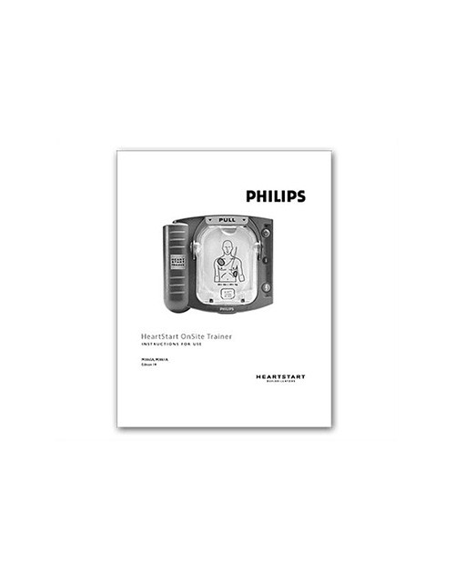 Philips OnSite Trainer Owner's Manual (Replacement
