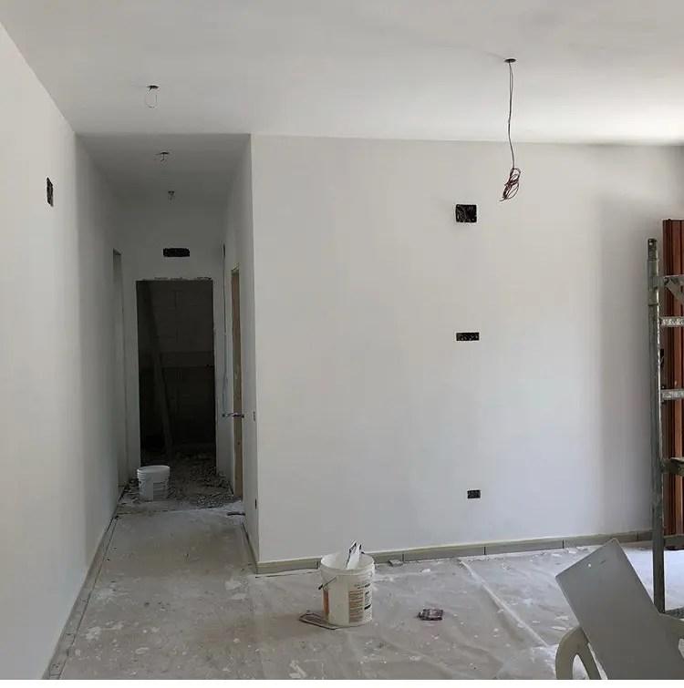 Tinteggiatura appartamento a Paestum