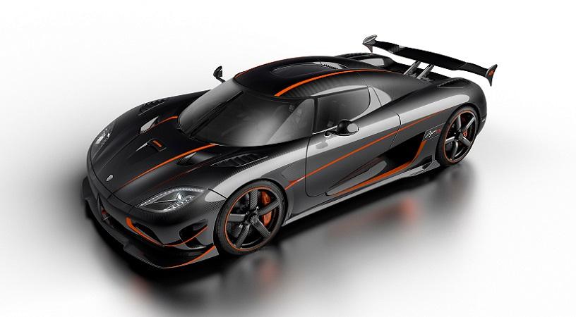 Koenigsegg Agera RS Gris