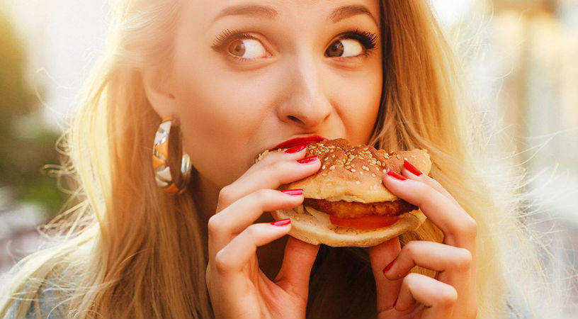 Lo que hay detras de los atracones de comida