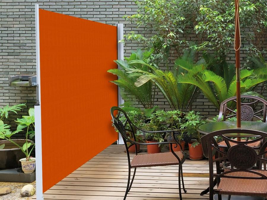 Retractable Horizontal Shades  AE Door  Window