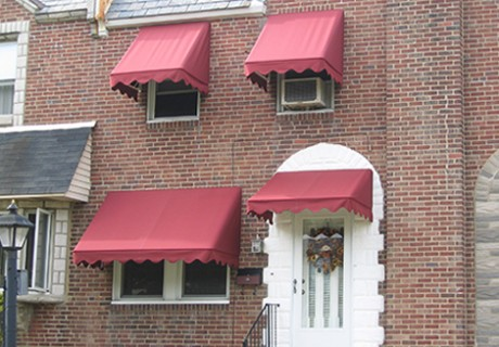 Awnings  AE Door  Window Co