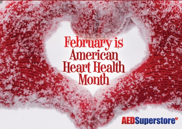February is American Heart Month AED Superstore Blog