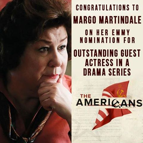 Margo Martindale 2016 Emmy Nomination