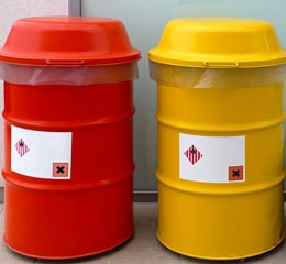 Labeling Hazardous Waste Containers