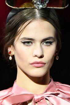 A flush of blush Dolce & Gabbana