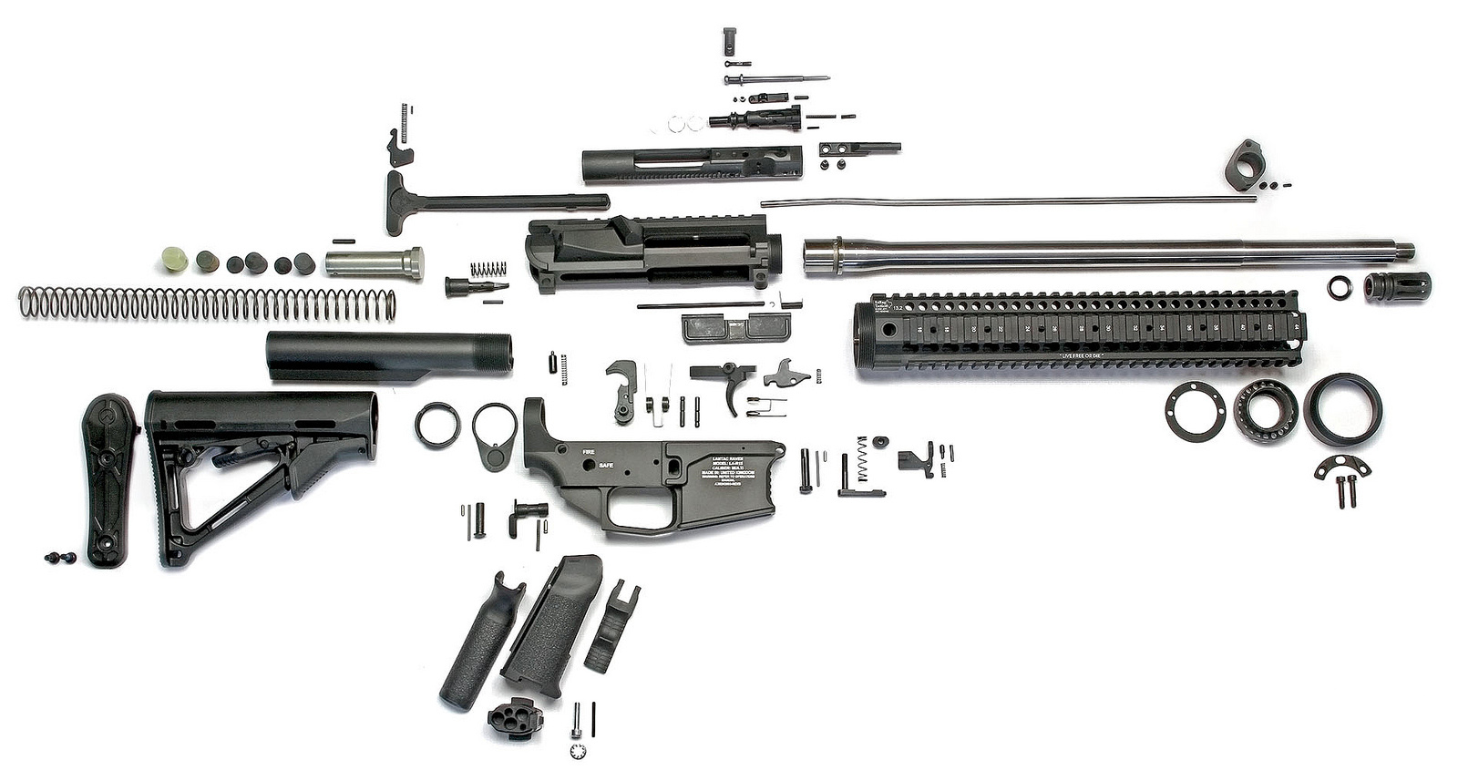 Ar 15 Custom Assault Rifle Builder