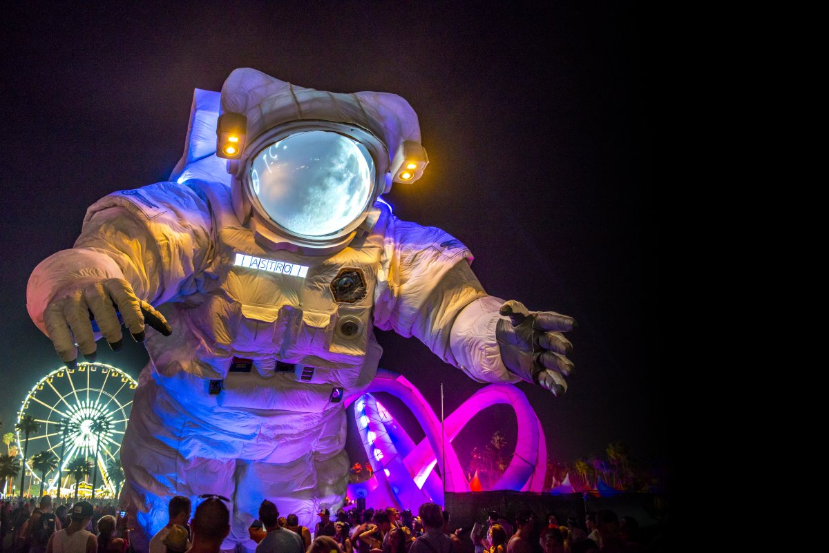 Coachella Valley Music & Arts Festival Aeg Worldwide