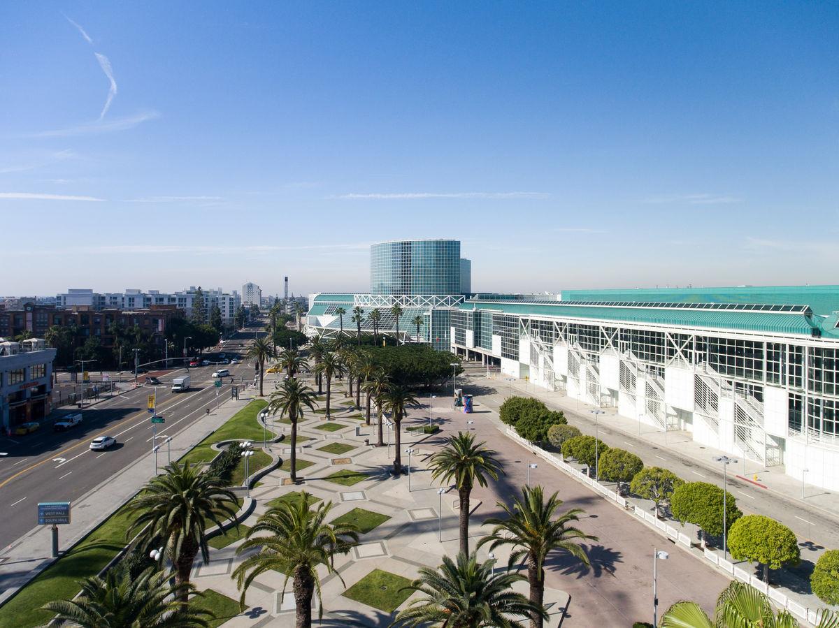 Los Angeles Convention Center U