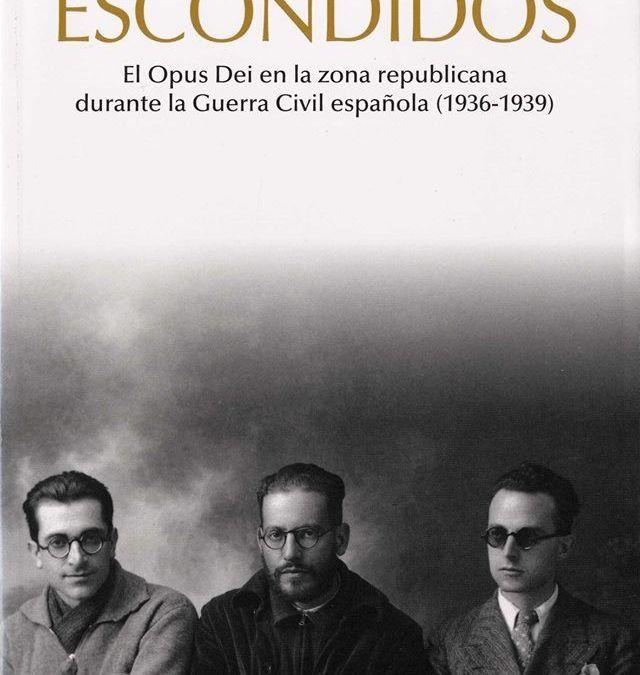 """""""Escondidos"""", nuevo libro de José Luis González Gullón."""
