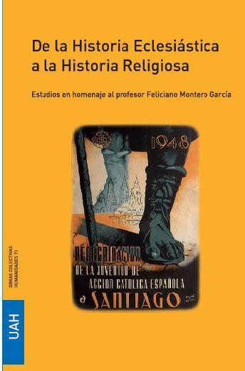 Libro en homenaje al profesor Feliciano Montero.
