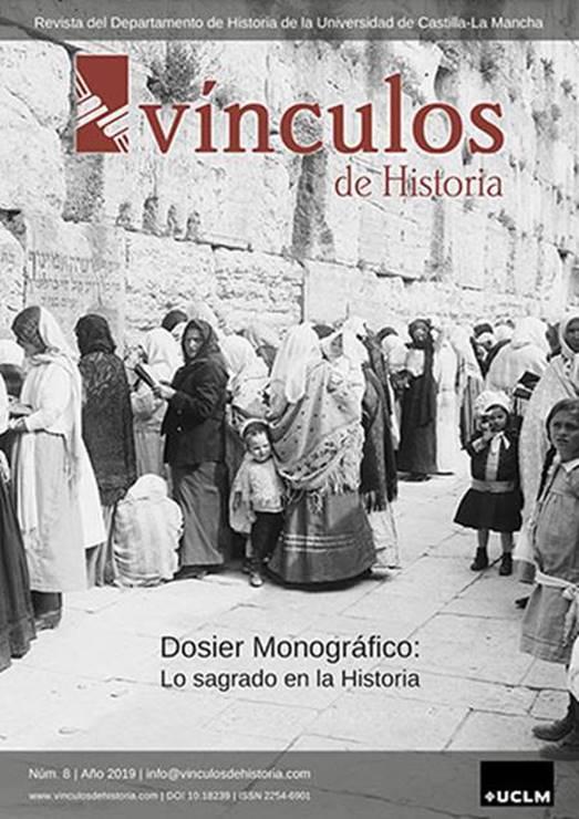 Revista Vínculos de Historia.