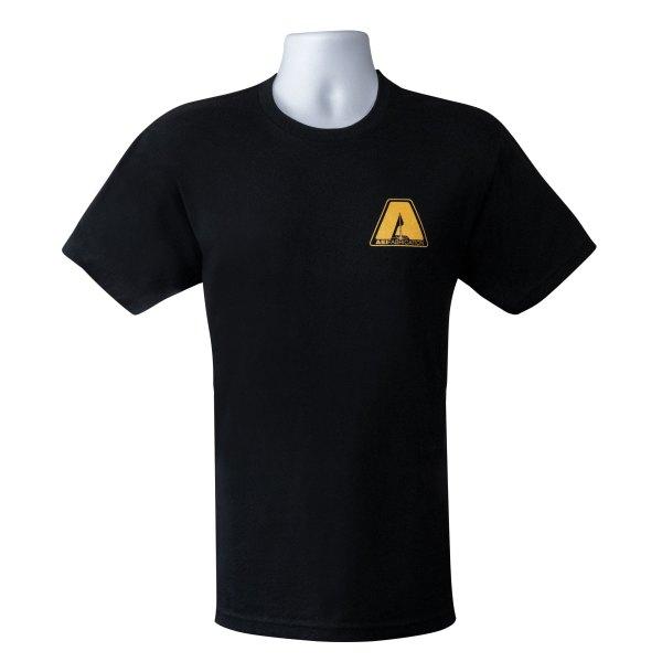 AEI Fabrication New Shiner T-Shirt In Black