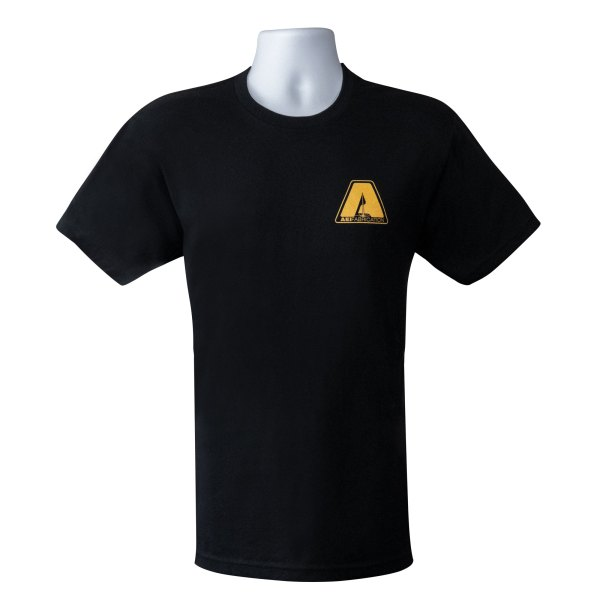AEI Fabrication New Shiner T-Shirt In Black