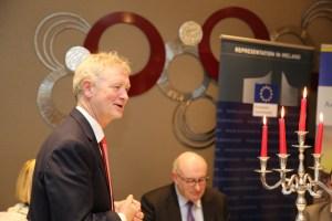 EU Commission chief Gerry Kiely